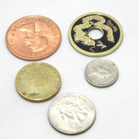 Pocket Money by Wayne Dobson