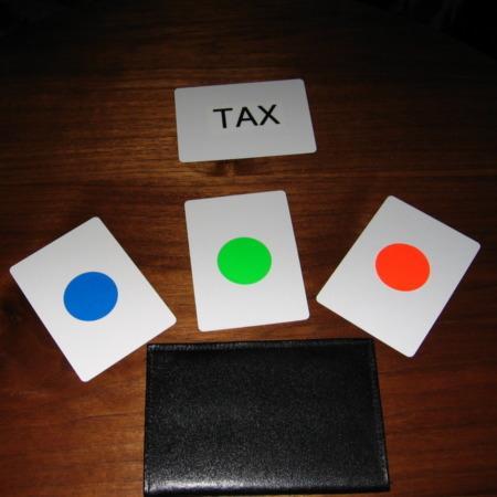 Tax by Wayne Dobson