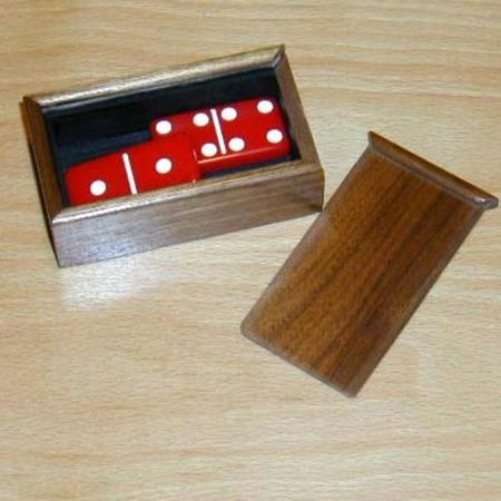 Domino Box by Douglas-Wayne