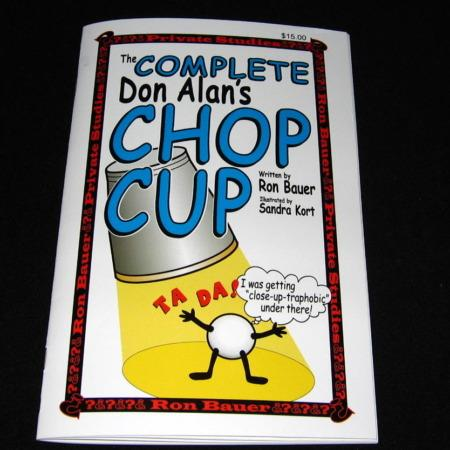 Bauer - Don Alan's Chop Cup by Ron Bauer