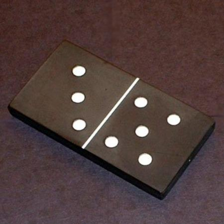 Dotty Domino by Alan Warner