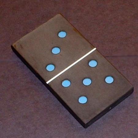 Dotty Domino by Alan Warner
