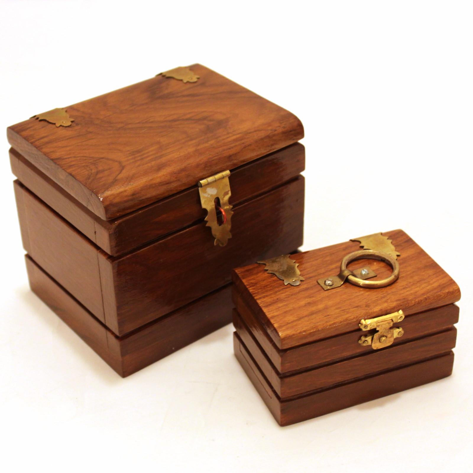 Double Locked Box Mystery by Mak Magic