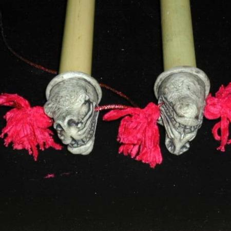 Manchurian Dragon Sticks by Arlen Studio
