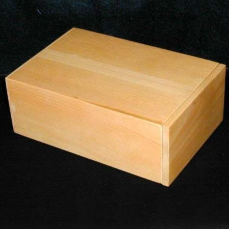 Drawer Box (Natural) by Fun-Tastic Entertainment Inc