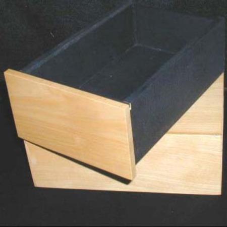 Drawer Box (Natural) by Fun-Tastic Entertainment Inc