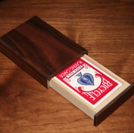 Drawing Card Box by Mikame Craft
