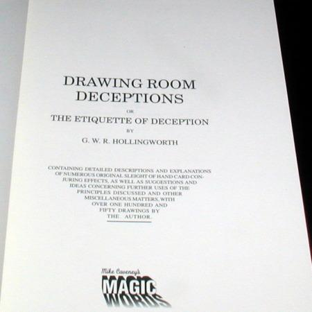 Drawing Room Deceptions by Guy Hollingworth