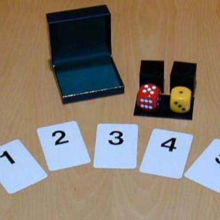 Duco's Dice by El Duco's Magic