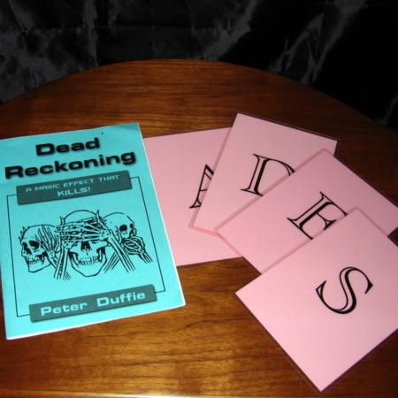 Dead Reckoning by Peter Duffie