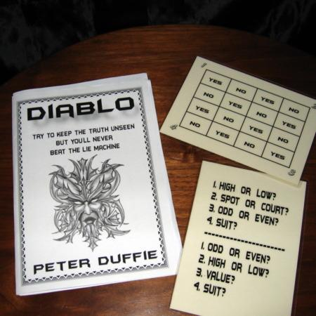 Diablo by Peter Duffie