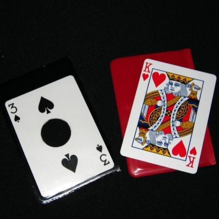 Hole Card/Whole Card by Steve Dusheck