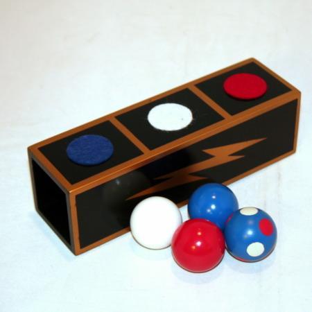 Dye-A-Ball-Ic by Owen Magic Supreme
