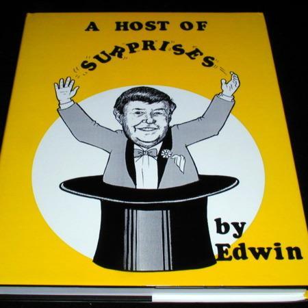 Edwin's Magic - A Host of Surprises by Edwin Hooper