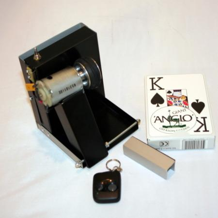 Double Card Fountain by El Duco's Magic