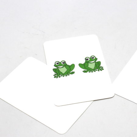 Funny Frogs by El Duco's Magic