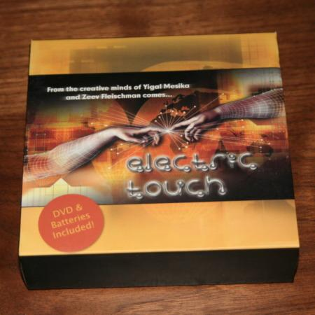 Electric Touch by Yigal Mesika, Zeev Fleischman