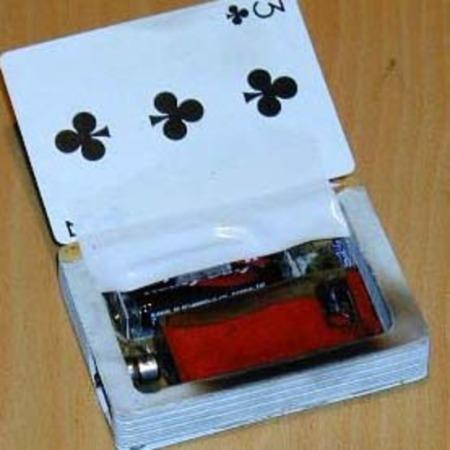Electronic Hot Card Deck by Unknown