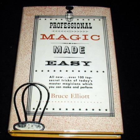 Professional Magic Made Easy by Bruce Elliott