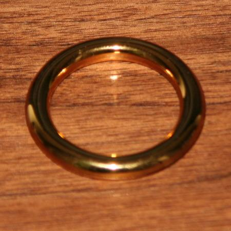 Ellis Ring - 24K Gold Plate by Viking Mfg.