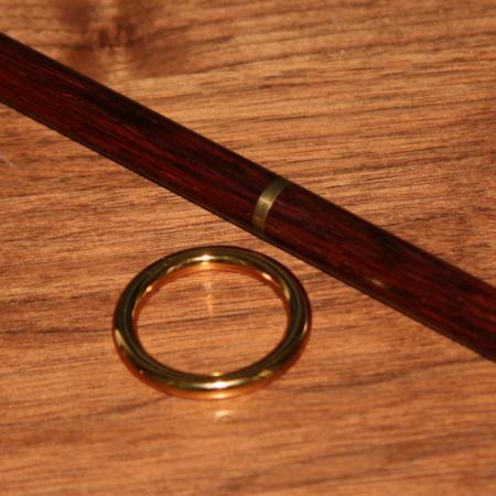Ellis Ring - 24K Gold Plate by Viking Mfg.