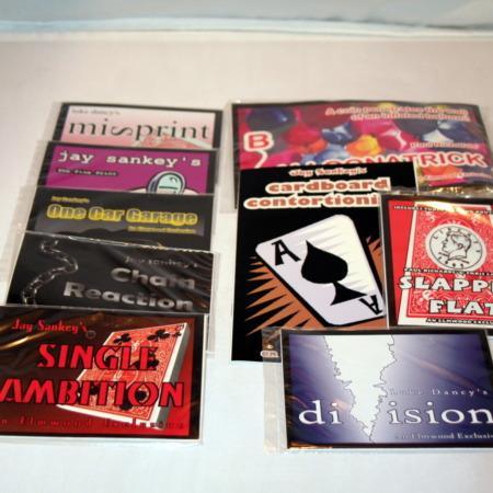 Elmwood Gift Pack by Elmwood Magic