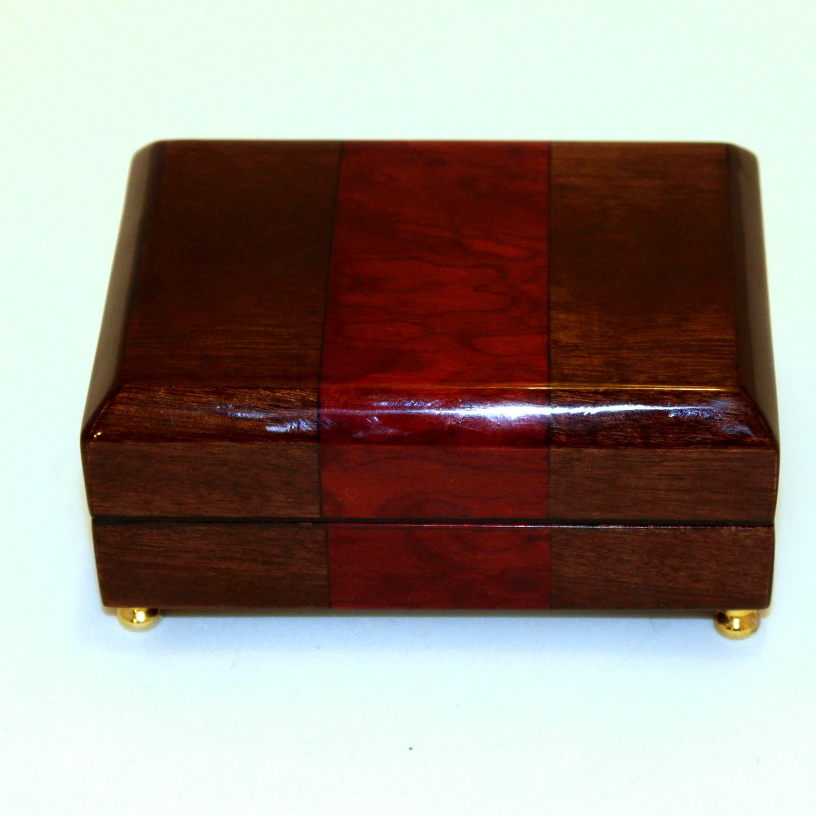 Enchanted Card Box by Magic Wagon