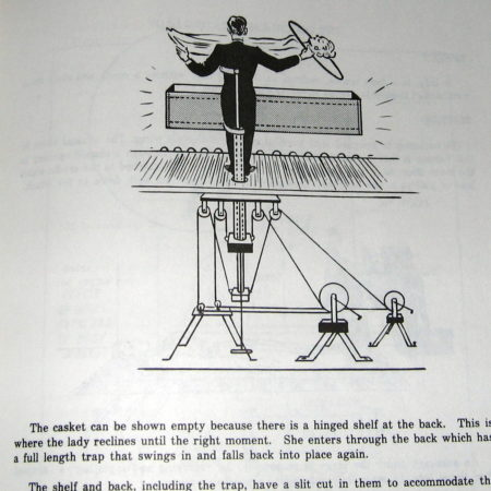 Encyclopedia of Suspensions and Levitations by Bruce Armstrong