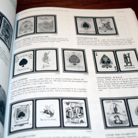 Encyclopedia of American Playing Cards by Tom and Judy Dawson