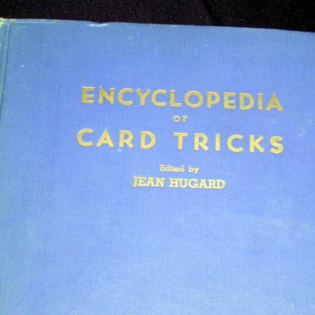 Encyclopedia of Card Tricks by Jean Hugard
