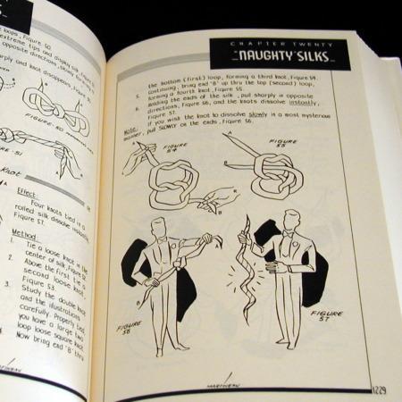 Encyclopedia of Silk Magic -Vol. 3 by Harold Rice