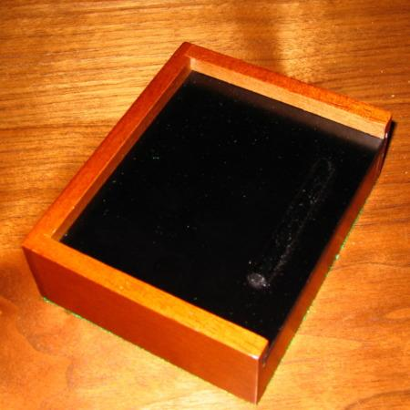 English Card Box by Viking Mfg.