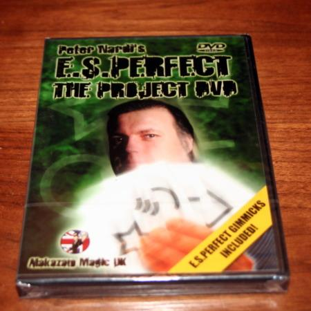 E.S.Perfect - The Project DVD by Peter Nardi
