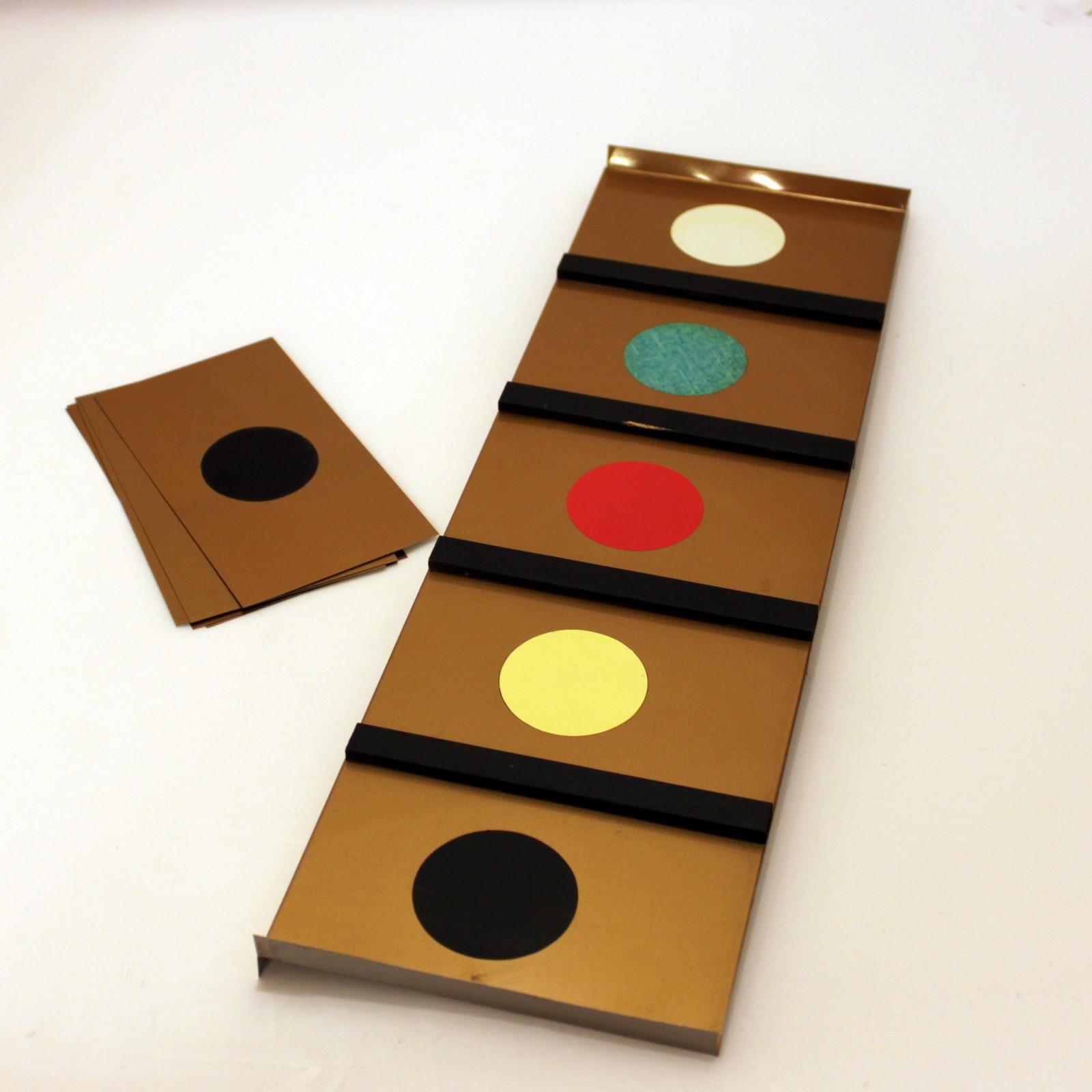ESP Color Rapport by Joseph Fenichel