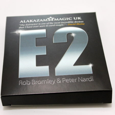 E2, Extractor 2 (DVD and Gimmick) by Rob Bromley, Peter Nardi