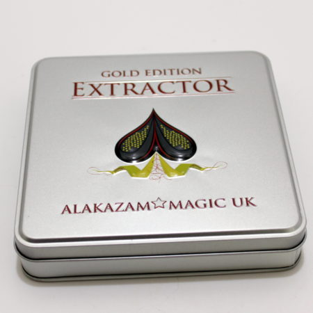 Extractor Gold Edition (Blue) by Rob Bromley, Peter Nardi