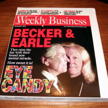 Eye Candy by Larry Becker, Lee Earle
