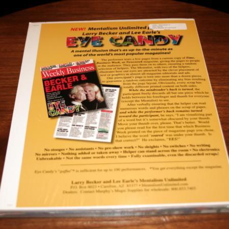 Eye Candy by Larry Becker, Lee Earle