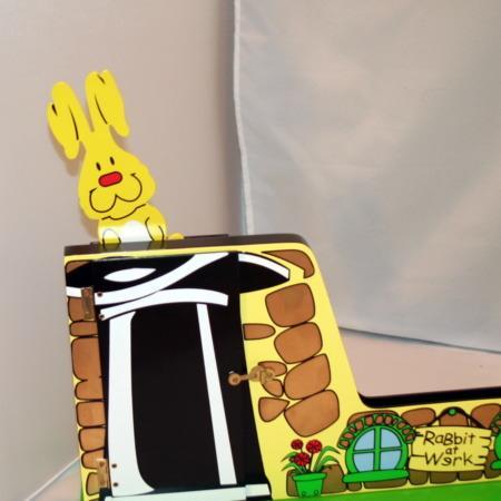 Fairy Tale Rabbit House by Abracadabra Magic