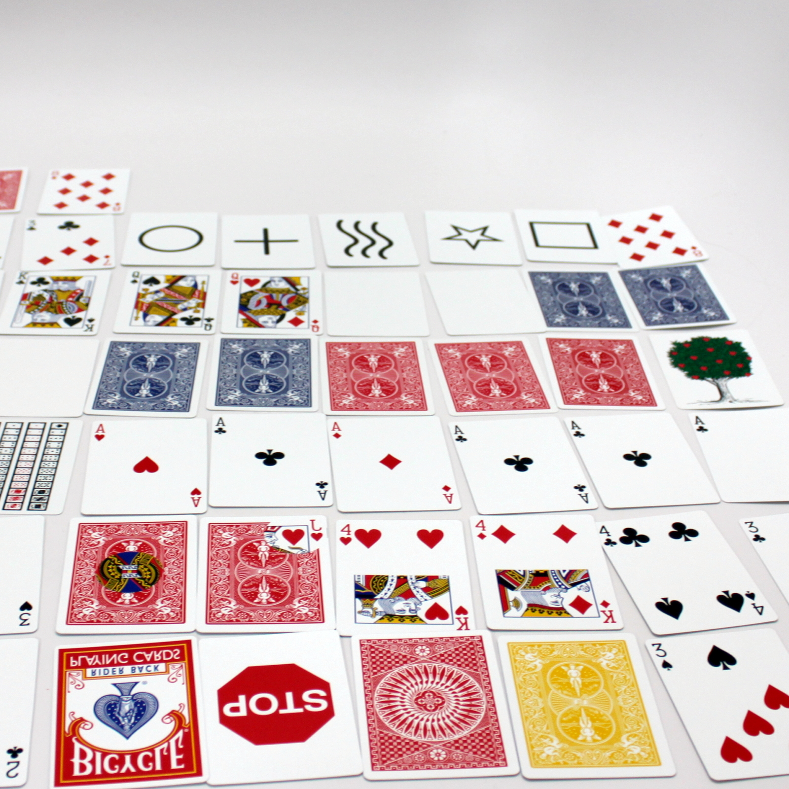36 Tricks with FA-KO Cards by Haines House of Cards