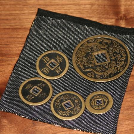 Coin Bag - Oriental by Fantasma