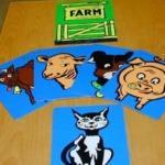 Farmyard Frolics by Supreme Magic  Company