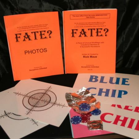 Review by Andy Martin for Fate? by Rick Maue