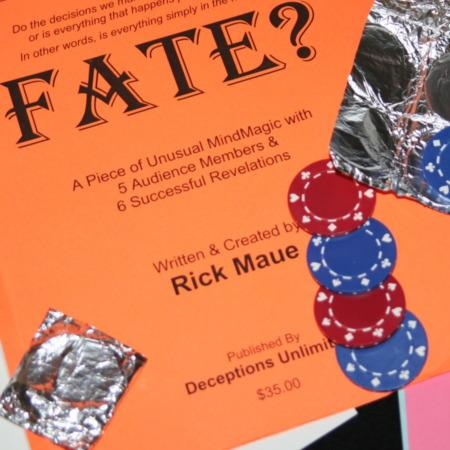 Fate? by Rick Maue