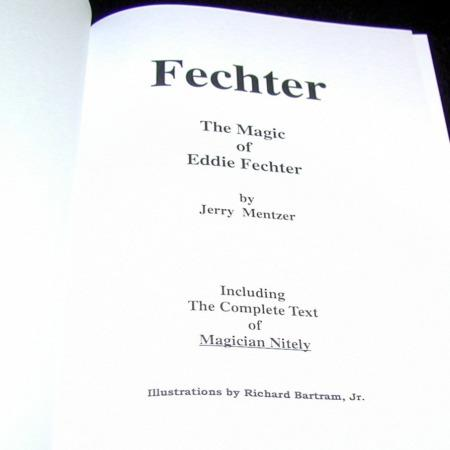 Fechter - The Magic of Eddie Fechter by Jerry Mentzer
