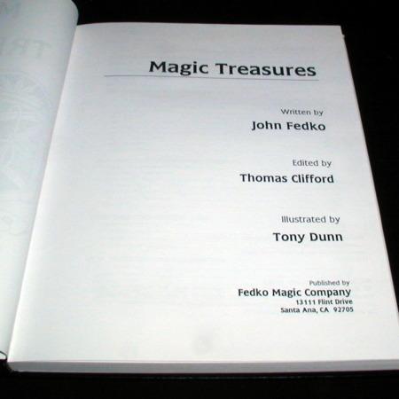Magic Treasures by John Fedko