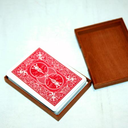 Ultra Card and Coin Box by Fedko Magic Company