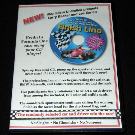 Finish Line by Larry Becker, Lee Earle