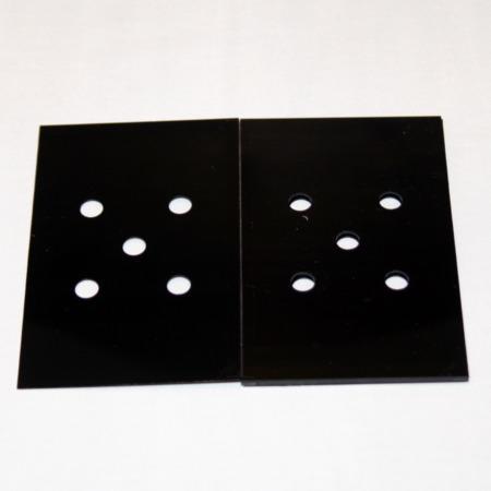 Five Black Holes (F.B.H.) by Masuda