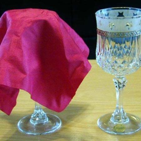 Flash Vanish Silk Crystals by Richard Gerlitz